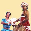Piyasara and Chandrakanthi Shilpadhipathi image