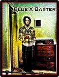 BLUE X BAXTER image