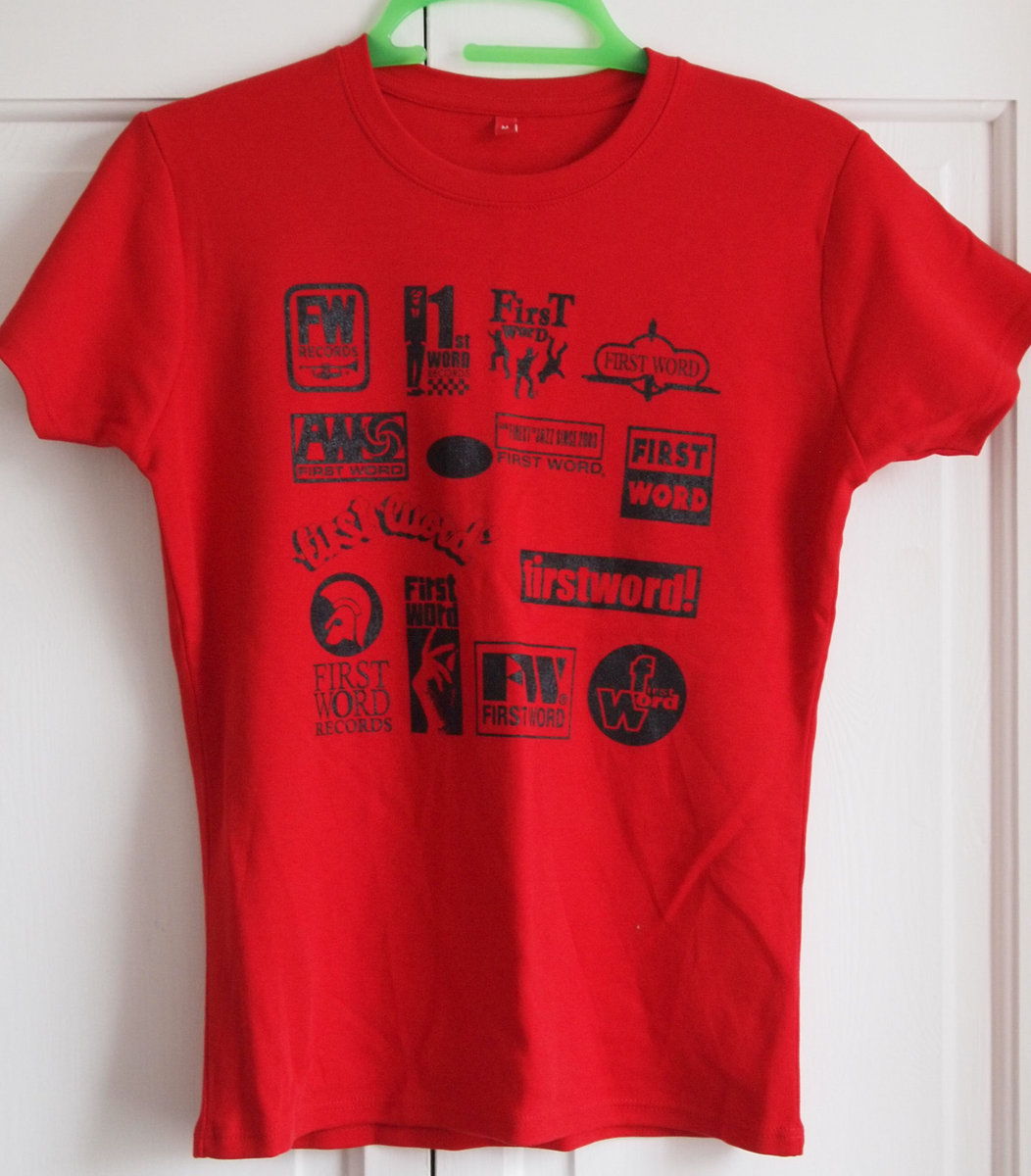 Record Label Shirts Word Records Label T-shirt