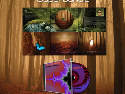 Portal/Binary Scenes 2 CD Superbundle