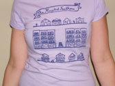 All My Cities T-shirt photo