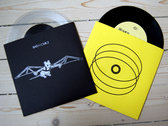 "Bats & Mice ""Back To Bat"" 7"" + Frodus ""Soundlab 1"" 7"""