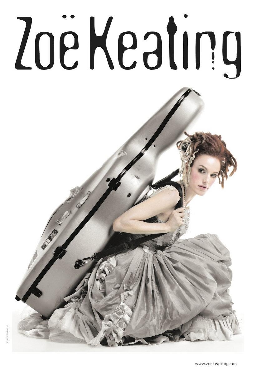 Poster Zoe Keating