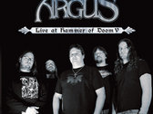 "ARGUS ""Live At the Hammer of Doom V"" DVD"