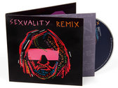 """Sexuality Remix"" album CD"