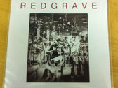 Redgrave limited red vinyl 7""