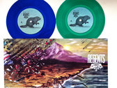 Blue & Green vinyl editions