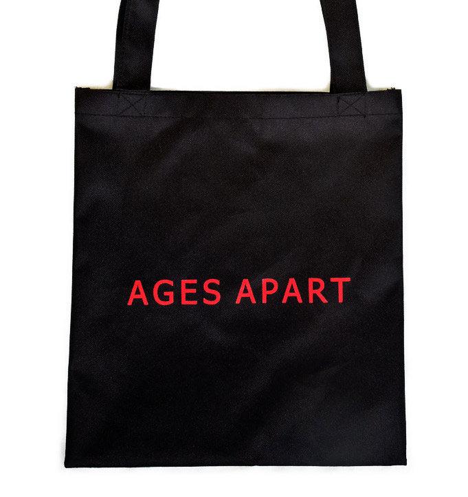 Ages Apart Album Ages Apart Tote Bag Main Photo