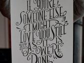 Love You Still Poster