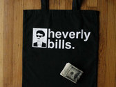 Heverly Bills tote bag