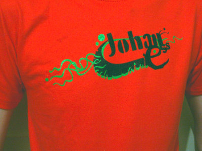 Johan Ess Serpent Logo Tee main photo