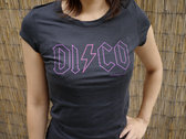 AC/Disco T Shirt (Womens)