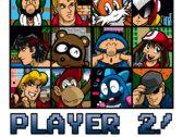 """Player 2"" Tee photo"