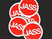 JASS Stickers, Red (5)