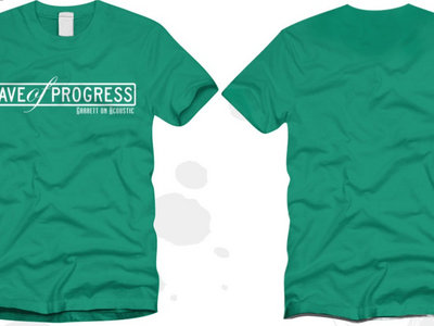 Avenue of Progress T-Shirt - Green