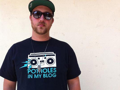 Potholes Official T-Shirt