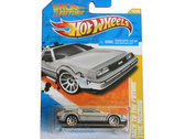 Back to the Future DeLorean Hot Wheels
