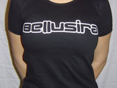 SALE!!! Girls T-Shirt - Black w/ White Logo (ONLY 7 LEFT!!!)