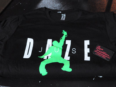 Jus Daze Logo Shirts (More Colors)