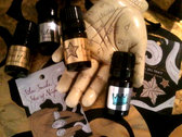 BACK IN STOCK! Silver Smoke, Star of Night Limited Edition Perfume Set by Nocturne Alchemy (Autographed) photo
