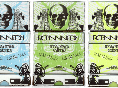 RCBNNN 'Unwanted Sounds' Cassette main photo