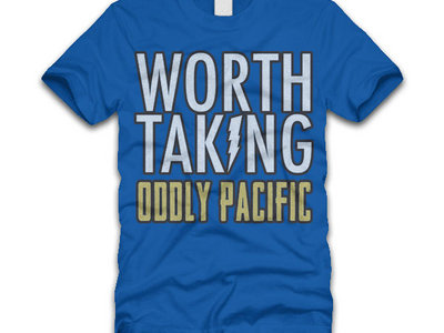 Worth Taking Oddly Pacific Tee