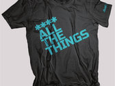 **** ALL THE THINGS (Womens Blue)