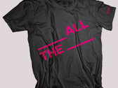 ____ ALL THE ____ (Womens Pink)