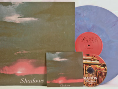 """Shadows"" 12"" Vinyl LP"