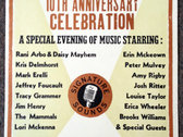 SIGNATURE SOUNDS 10TH ANNIVERSARY CELEBRATION SILKSCREENED POSTER