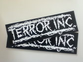 Terror Inc. Bumper Sticker