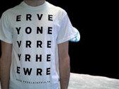 Everyone Everywhere T-Shirt (Euro Tour Edition)