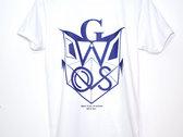 GWOS Royal Blue Classic Logo Tee