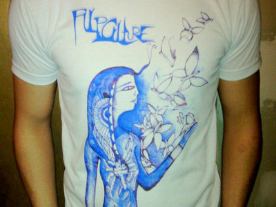 Blue Lady T-Shirt