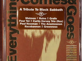 'Everything Comes & Goes: A Tribute to Black Sabbath' Compact Disc