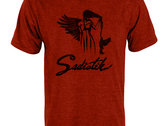 Sadistik - The Balancing Act Tee (RED)