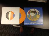 "Limited Orange 7"" Vinyl"