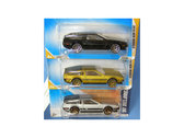 Black / Gold / Silver DeLorean Hot Wheels
