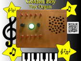 Golden Boy Toy Organ Piano Synth #3
