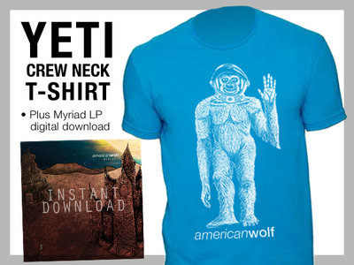 Yeti Crew Neck + Myriad Download