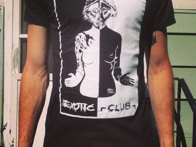 """Exotic Club """"Wolf Head"""" T-Shirt main photo"""