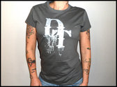 "Ladies ""DT"" Logo T-shirt"