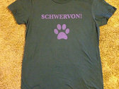 Paw T-Shirt (Forest Green)