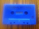 Blue C50 cassette