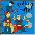 god bows to math image