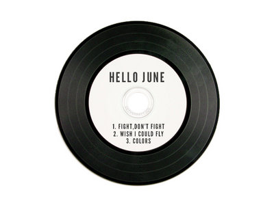 Hello June EP (Compact Disc, CD)