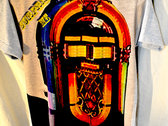 Juke Box (Wurlitzer's Paul Fulle Tribute) Tee NEW•