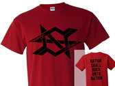 Classic Star T-shirt - Red