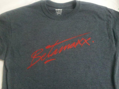 "Betamaxx ""Super Beta"" T-Shirt main photo"