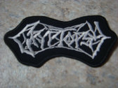 Cryptopsy Logo Patch